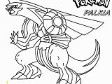 Legendary Pokemon Coloring Pages Palkia Pokemon to Print Luxury Coloring Pages Everyday for Fun