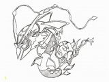 Legendary Pokemon Coloring Pages Rayquaza Legendary Pokemon Coloring Page Kyogre