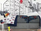 Lego City Wall Mural Spiderman Wall Murals Spiderman Wallpaper Murals Boy S Room