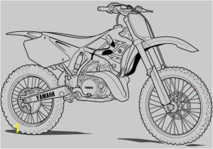 Lego Dirt Bike Coloring Pages Motorcycle Coloring Pages
