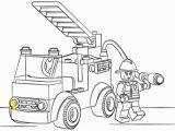 Lego Fire Truck Coloring Page Lego City Feuerwehr Ausmalbilder – Guten Bilder