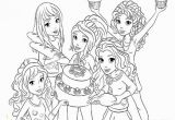 Lego Friends Coloring Pages to Print Lego Friends Coloring Pages