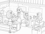Lego Friends Coloring Pages to Print Lego Friends Coloring Pages to and Print for Free