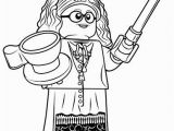 Lego Harry Potter Years 5 7 Coloring Pages Coloring Page Sybill Trelawney