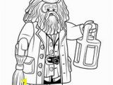 Lego Harry Potter Years 5 7 Coloring Pages the Lego Movie Vitruvius An Ancient Wizard Coloring