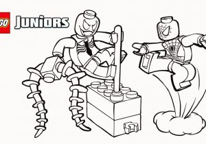 Lego Man Coloring Page Spider Man Coloring Page New Lego Spiderman Coloring Pages