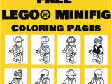 Lego Minifigure Coloring Page Lego Minifigures Coloring Pages