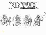 Lego Minifigure Coloring Page Ninjago Masters Of Spinjitzu Coloring Page