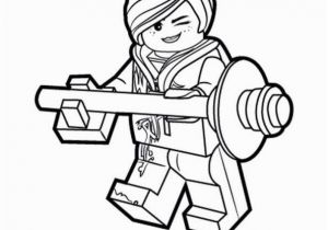 Lego Movie Emmet Coloring Page Coloring Page Lego Movie Lego Movie