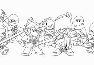 Lego Ninjago Coloring Pages Of the Green Ninja Luxury Ninjago Coloring Pages Houuzzz Of Color