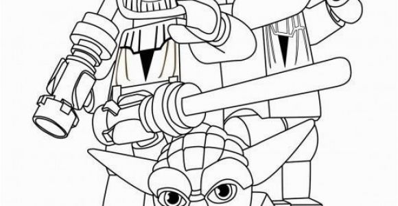 Lego Star Wars the force Awakens Coloring Pages 28 Lego Star Wars Coloring Page
