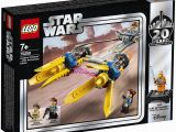 Lego Star Wars Wall Mural Lego Star Wars Classic Anakin S Podracer 20th Anniversary Edition
