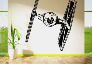 Lego Star Wars Wall Murals D270 Star Wars Tie Fighter Wall Art Vinyl Sticker Room Removable