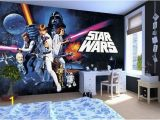Lego Star Wars Wall Murals Star Wars Room Decor Starwars Starwarsdecor Starwarsroom