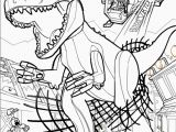 Lego T Rex Coloring Pages Jurassic World Coloring Pages Collection thephotosync
