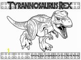 Lego T Rex Coloring Pages Jurassic World Free Lego Coloring Pages Pinterest