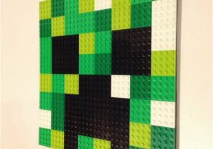 Lego Wall Murals Pixel Letter Lego Wall Art W Background Arcade Font Hanging