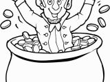 Leprechaun Face Coloring Page Leprechaun Coloring Page Luxury 73 Best St Patrick S Day to Color