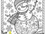 Let It Snow Coloring Pages 654 Best Color Me Pretty Snowmen Images On Pinterest