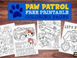Let It Snow Coloring Pages Free Paw Patrol Coloring Pages