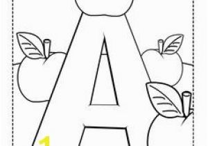 Letter A for Apple Coloring Pages Letter C Do A Dot Worksheet Alphabet Worksheets