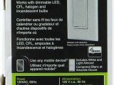 Leviton Mural Jasco In Wall Smart Dimmer Switch Plates Amazon Canada