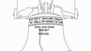 Liberty Bell Coloring Page Liberty Bell Cultures
