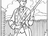 Licorice Coloring Page Military Coloring Page to Print Colonial sol R