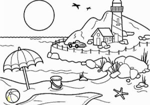 Life Preserver Coloring Page April 2017