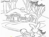 Life Preserver Coloring Page Winter Scene Coloring Pages for Adults Google Search