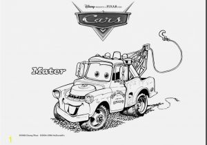 Lightning Mcqueen and Mater Coloring Pages to Print Lightning Mcqueen Colouring Pages to Print