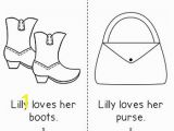 Lilly S Purple Plastic Purse Coloring Page Lillys Purple Plastic Purse by Kevin Henkes Coloring Pages