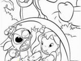 Lilo & Stitch Coloring Pages Printable Lilo and Stitch Coloring Pages for Kids