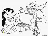 Lilo and Stitch Coloring Pages Disney Free Printable Lilo and Stitch Coloring Pages for Kids 6565
