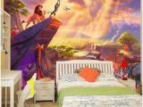 Lion Guard Wall Mural Lion King Cartoon 3d Custom Wallpaper for Kids Non Woven