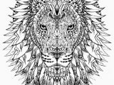 Lion Head Coloring Pages Fun Coloring Pages for Adults Elegant Adult Coloring Pages