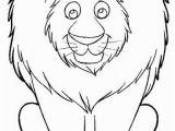 Lion Head Coloring Pages Lion Coloring Pages Cute