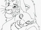 Lion King Coloring Pages Simba and Nala Simba and Nala Drawing at Getdrawings
