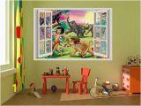 Lion King Wall Mural Sticker Nala 3d Window Decal Wall Sticker Home Decor Art Mural Lion
