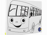 Little Baby Bum Coloring Pages Coloring for Kids Bus Hd Football