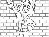 Little Caesars Coloring Pages Wreck It Ralph Coloring Picture Coloring Sheets