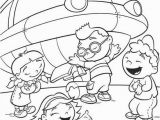 Little Einsteins Coloring Pages Disney Little Einsteins Coloring Pages 25