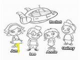 Little Einsteins Coloring Pages Disney Tim Watson Timwat87 On Pinterest