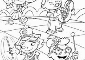 Little Einsteins Rocket Ship Coloring Page 113 Best Little Einstein Birthday Images On Pinterest