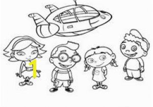 Little Einsteins Rocket Ship Coloring Page 84 Best Little Einsteins Images On Pinterest