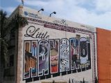 Little Havana Wall Mural Eat A Cuban Sandwich and Watch the Old Men Play Dominos In