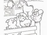 Little Live Pets Coloring Pages Coloring Page Little People Little People Farm