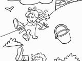 Little Miss Muffet Coloring Page Little Miss Muffet Coloring Page Awesome Free Printable Nursery