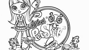 Little Pet Shop Coloring Pages Online Littlest Pet Shop Coloring Pages to Color Line for Free