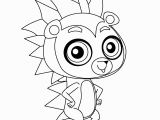 Littlest Pet Shop Coloring Pages Online Free Pet Shop Coloring Pages for Children